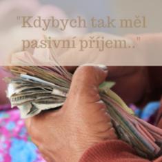 Pasivní příjem